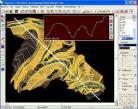 software Cad&Pillar geodesia topografia, strade,curve di livello,volumi,catasto, gps, stazioni totali,mappe